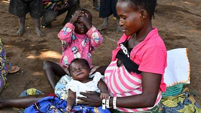 Thousands fleeing new Congo violence, Uganda refugee facilities dangerously stretched