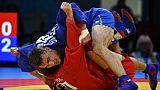 Le sambo, cet art martial que la Russie voudrait voir olympique