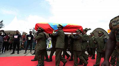 'Dozens' killed in foiled Ethiopia coup attempt - regional government