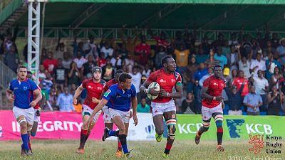 Kenya U20 delegation Heads to Brazil for World Rugby U20 Trophy Championship
