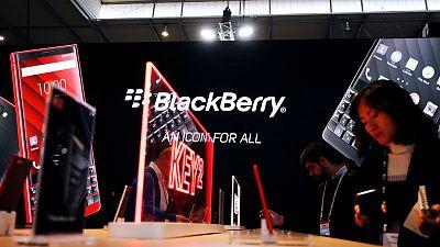 BlackBerry beats revenue estimates as it reaps rewards of Cylance buy