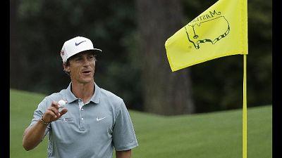 Golf, Olesen all'Open d'Italia