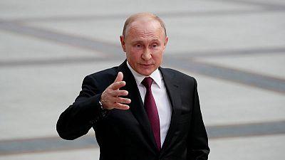 May to meet Russia's Putin this week at G20 - Kremlin
