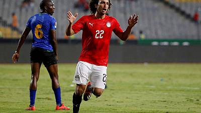 Egypt kick striker out of Cup of Nations squad for disciplinary reasons