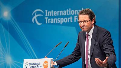 Road toll companies also made mistakes - German transport minister