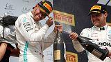 Hamilton returns to scene of most recent retirement