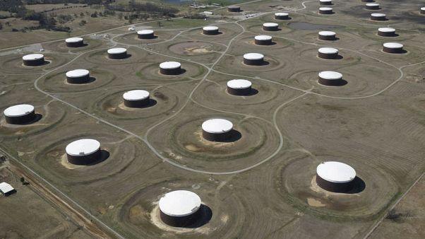 إدارة معلومات الطاقة: هبوط مخزونات النفط الأمريكية نحو 13 مليون برميل الأسبوع الماضي