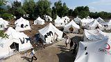 Diseases, food shortages plague migrant 'jungle camp' in Bosnia