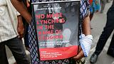 Protests in Indian cities after Muslim man is lynched, Modi says he is 'pained'