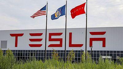 Tesla's senior production executive at Fremont facility quits - source
