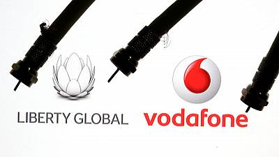 Vodafone set for EU go-ahead on Liberty Global deal - sources