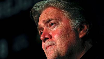Conservative Vatican cardinal withdraws support for Steve Bannon