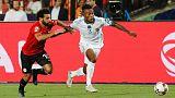 Salah on target as Egypt progress to last 16