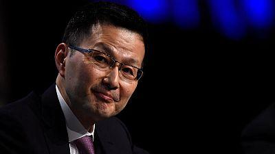 Deputy central bank governor warns of hightening risk to BOJ's economic forecast
