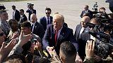 U.S. President Trump says India's recent tariff hike unacceptable