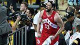 NBA: Marc Gasol reste aux Raptors
