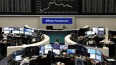 U.S-China trade deal confidence support European shares