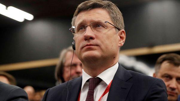 وزير الطاقة الروسي يتوقع التوصل لاتفاق خلال محادثات أوبك