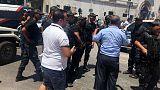 قتيل وعدة إصابات في هجومين انتحاريين بتونس العاصمة