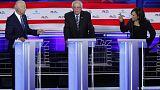Harris goes after Biden on race in U.S. presidential debate