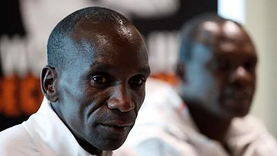 Athletics - Kipchoge to attempt sub-two hour marathon in Vienna in October