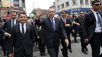 Former allies of Turkey's Erdogan plan rival party after Istanbul defeat