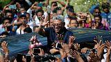 Sri Lankan presidential hopeful Rajapaksa faces new lawsuits in U.S. court