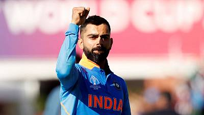 Cricket: India crush West Indies by 125 runs