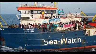Parlamentari, su Sea Watch fino a sbarco