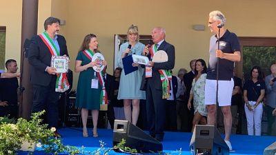 Scuola musica Camerino con Fond. Bocelli