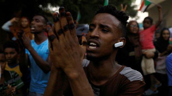 قوات الأمن السودانية تفرق مظاهرة طلابية بالخرطوم