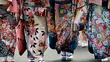 يابانيون للنجمة كارداشيان: الكيمونو ليس ملابس داخلية