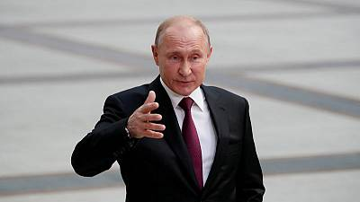 Putin says oil output deal helped stabilise world markets