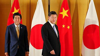 China's Xi, Japan PM Abe agreed on need for 'free, fair trade' - Japan official