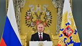 Russia's Putin says liberal values are obsolete