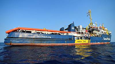 Rescue ship's captain accuses European states of abandoning migrants