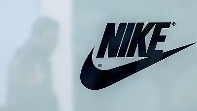 Nike beats quarterly revenue estimates
