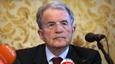 Prodi, comincia a sentirsi necessità Ue