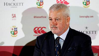 Wales coach Gatland to lead home town Chiefs from 2020