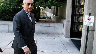 Lawyers for ex-Trump adviser Stone deny he violated judge's gag order