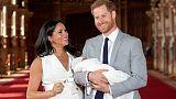 الأمير هاري وزوجته ميجان يتوجهان إلى جنوب القارة الأفريقية في أول زيارة لهما كعائلة