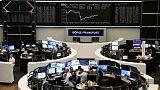 ارتفاع أسهم أوروبا بدعم من دويتشه بنك قبيل اجتماع مجموعة العشرين