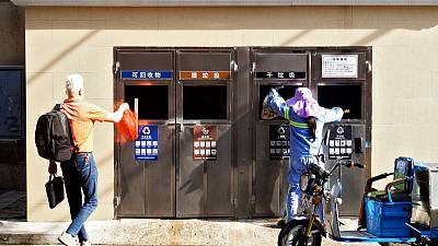 Shanghai citizens out of sorts over new trash separation rules