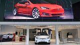 Tesla said single battery module caused car fire in Shanghai