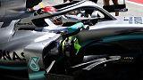 Hamilton fastest in first Austrian GP practice