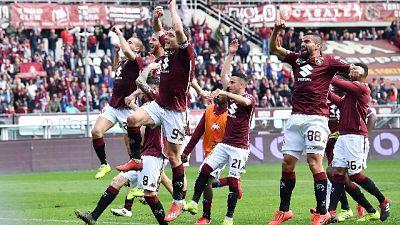 E. League, Torino verso preliminari