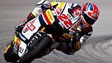 Moto2, Lowes beffa Baldassari ad Assen
