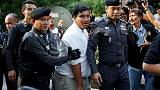 Thai anti-junta activist attacked, latest in 'pattern' of violence