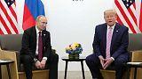 الكرملين: بوتين وجه الدعوة لترامب لزيارة موسكو