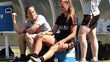 Celebrations gone wrong put Dutch star at risk